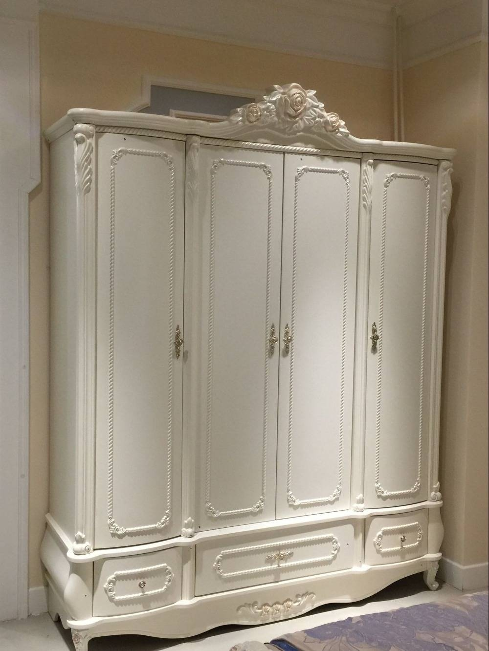 Online Buy Wholesale French Style Wardrobe From China French Style inside French Style Wardrobes (Image 10 of 15)