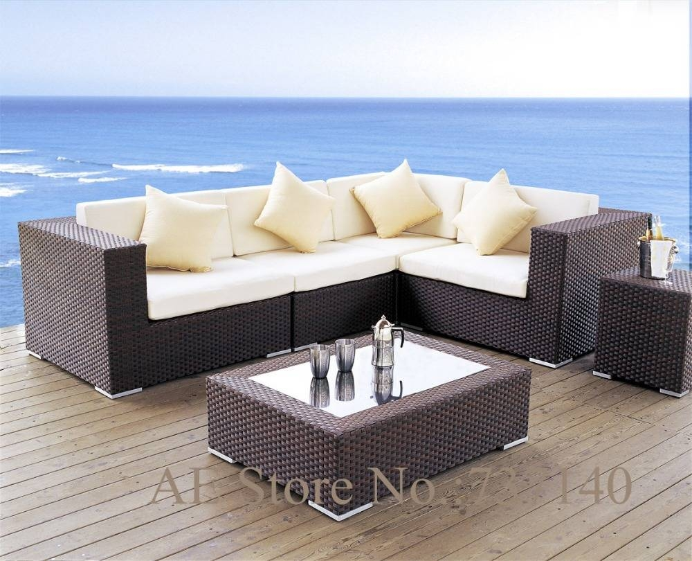 Online Buy Wholesale Modern Rattan Furniture From China Modern pertaining to Modern Rattan Sofas (Image 23 of 30)