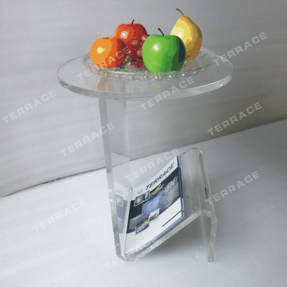 Online Get Cheap Acrylic Magazine Racks -Aliexpress | Alibaba in Acrylic Coffee Tables With Magazine Rack (Image 26 of 30)