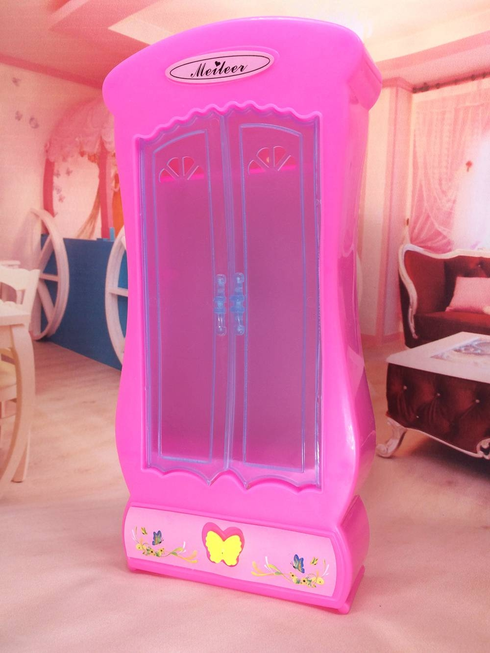 Online Get Cheap Children Wardrobe Closet -Aliexpress with Childrens Pink Wardrobes (Image 20 of 30)