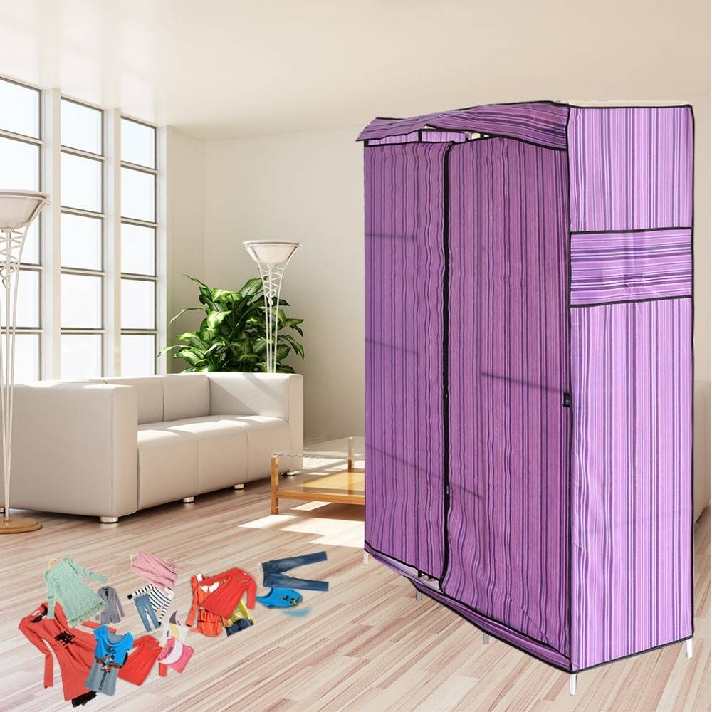 Online Get Cheap Folding Wardrobe -Aliexpress | Alibaba Group inside Discount Wardrobes (Image 21 of 30)