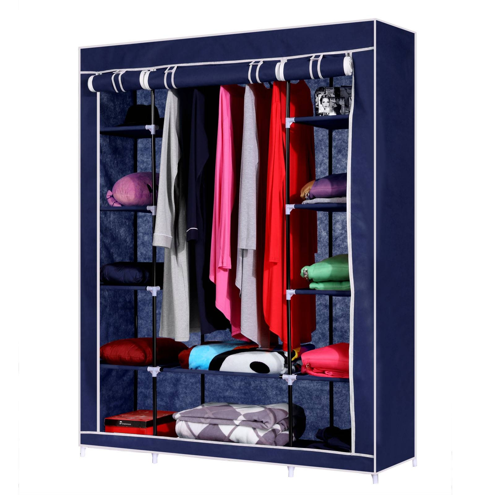 Online Get Cheap Folding Wardrobes -Aliexpress | Alibaba Group intended for Cheap Wardrobes (Image 13 of 15)