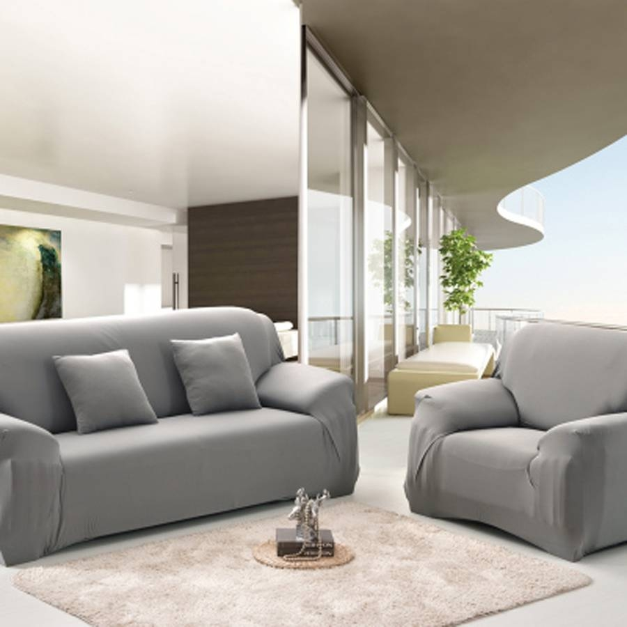 Online Get Cheap Grey Sofas -Aliexpress | Alibaba Group intended for Grey Sofa Chairs (Image 22 of 30)