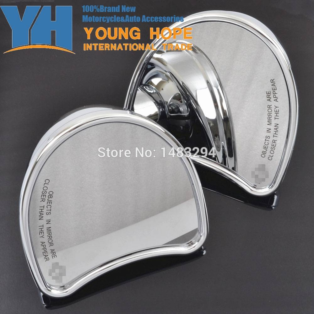 Online Get Cheap Harley Chrome Mirrors -Aliexpress | Alibaba Group pertaining to Chrome Mirrors (Image 21 of 25)
