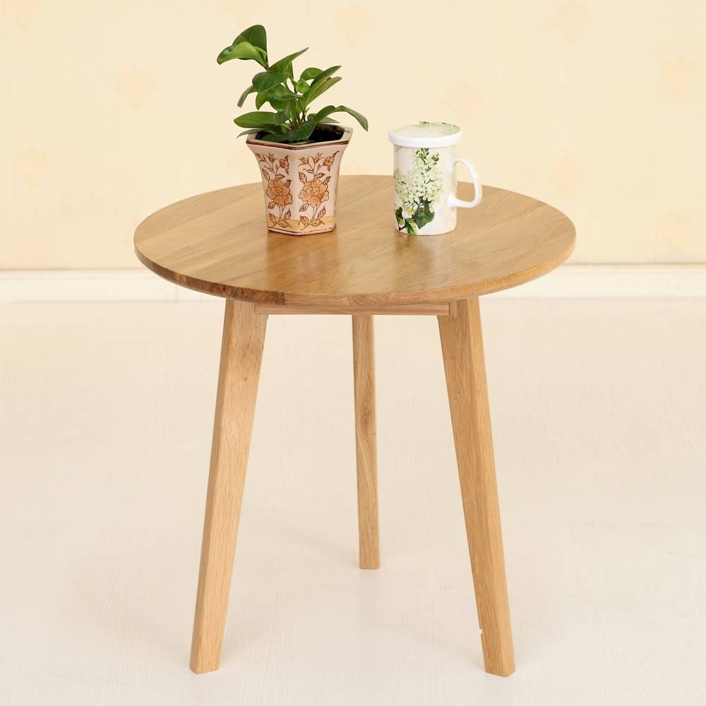 Online Get Cheap Oak Round Coffee Tables -Aliexpress | Alibaba within Cheap Oak Coffee Tables (Image 27 of 30)