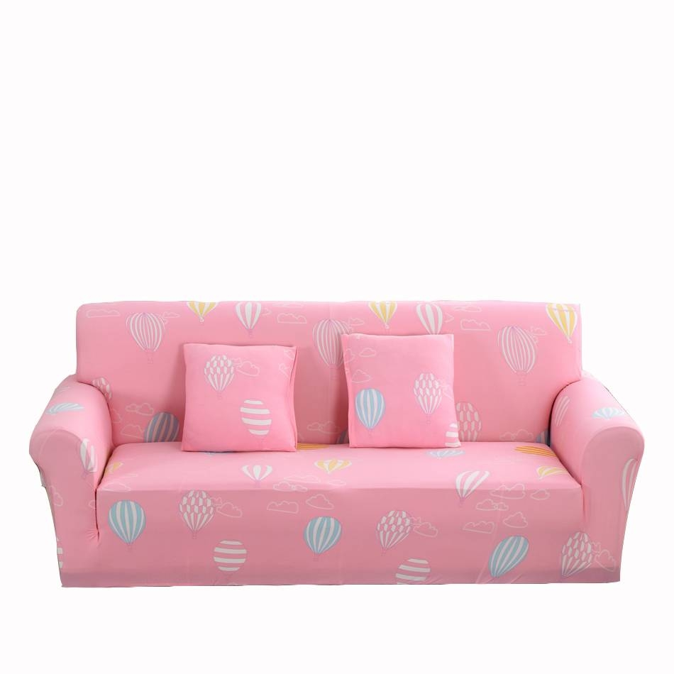 Online Get Cheap Pink Sofa Covers -Aliexpress | Alibaba Group inside Turquoise Sofa Covers (Image 24 of 30)