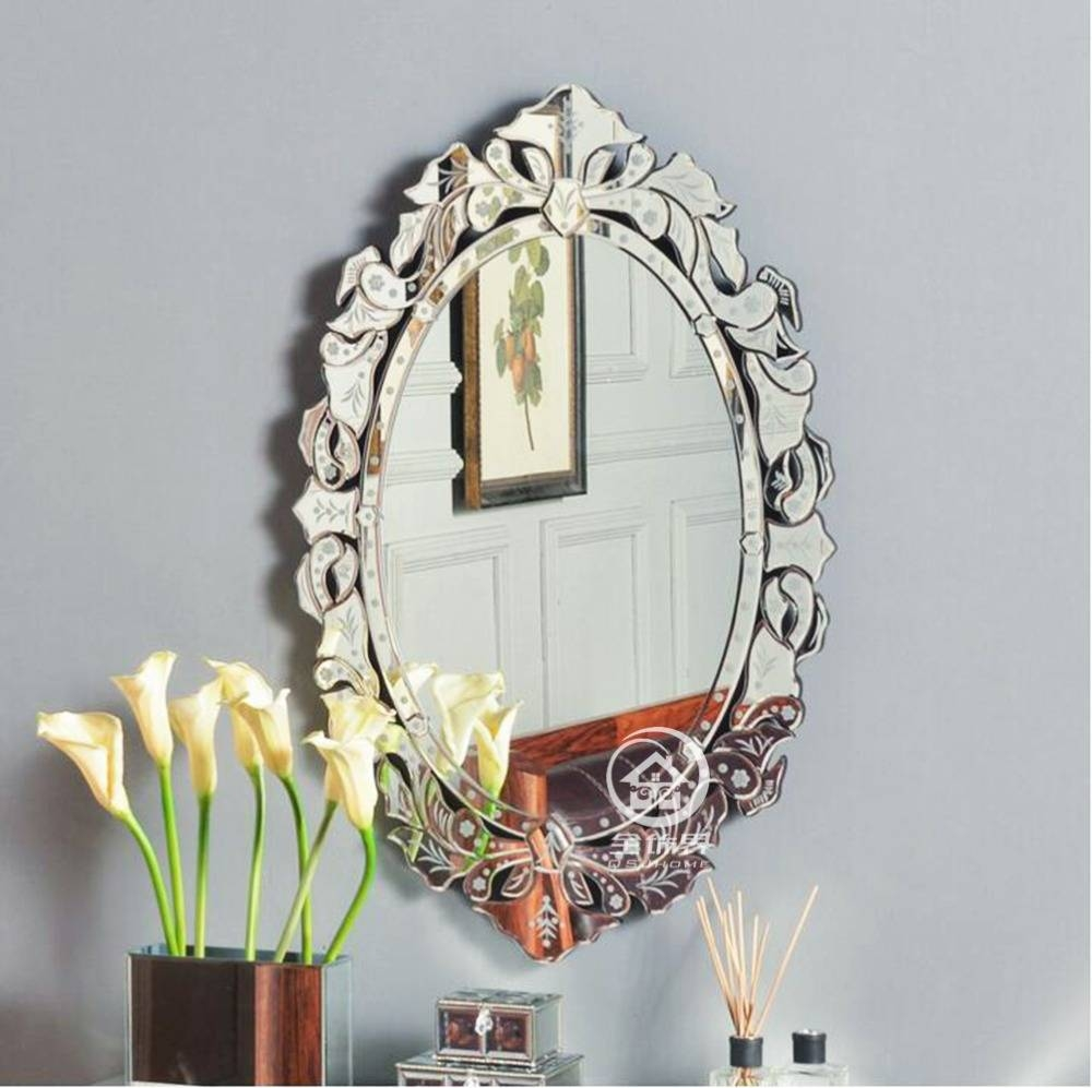 Online Get Cheap Small Venetian Mirrors -Aliexpress | Alibaba in Modern Venetian Mirrors (Image 19 of 25)