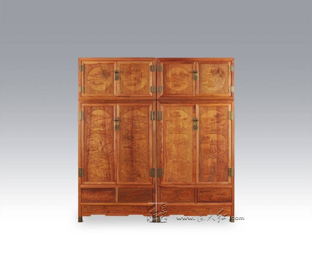 Online Get Cheap Solid Wood Wardrobe -Aliexpress | Alibaba Group in Cheap Wood Wardrobes (Image 8 of 15)
