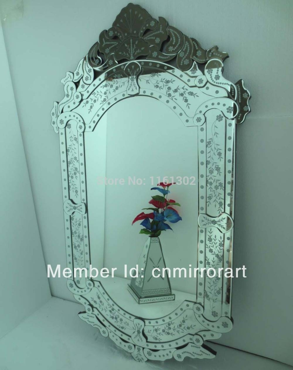 Online Get Cheap Venetian Glass Mirror -Aliexpress | Alibaba Group with regard to Venetian Wall Mirrors (Image 15 of 25)