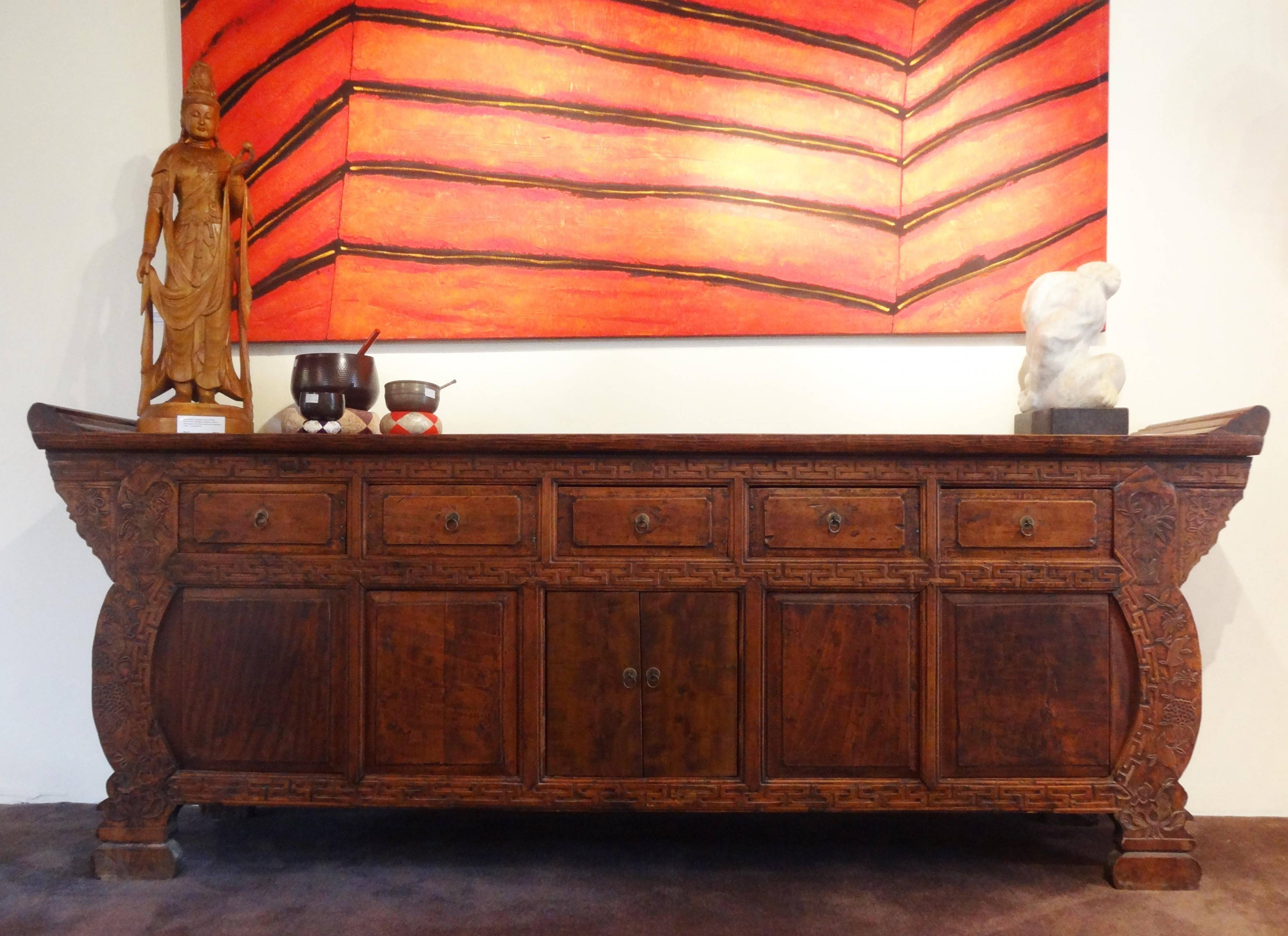 Oriental Antiques | Gallery Categories | Aptos Cruz Throughout Chinese Sideboards (View 21 of 30)
