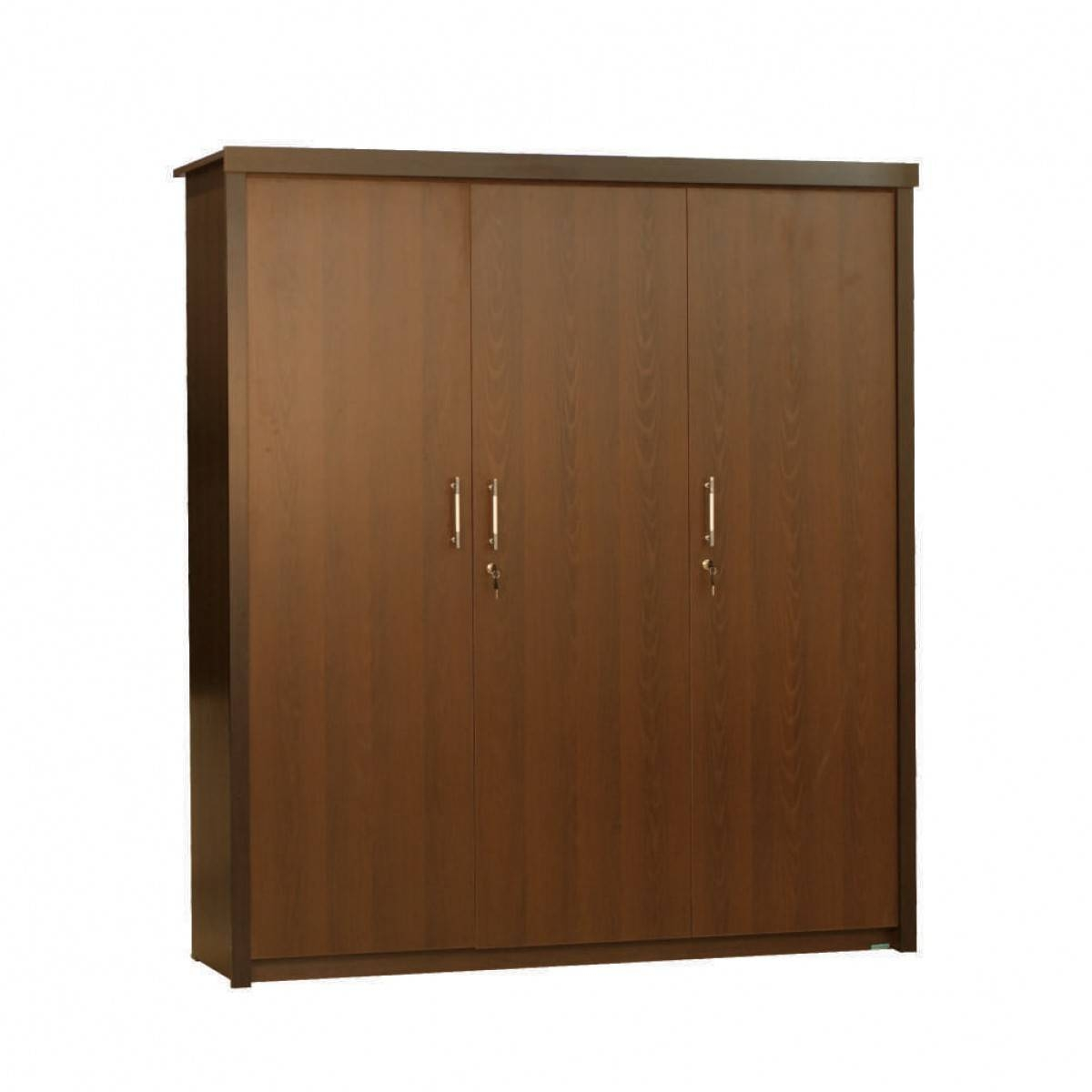 Ornate 3 Door Wardrobe | Damro with regard to Ornate Wardrobes (Image 11 of 15)