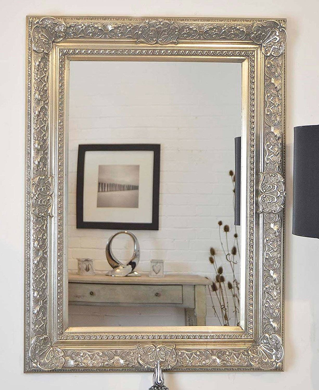 decorative mirrors for bathrooms 2018 popular ornate bathroom mirrors 18078