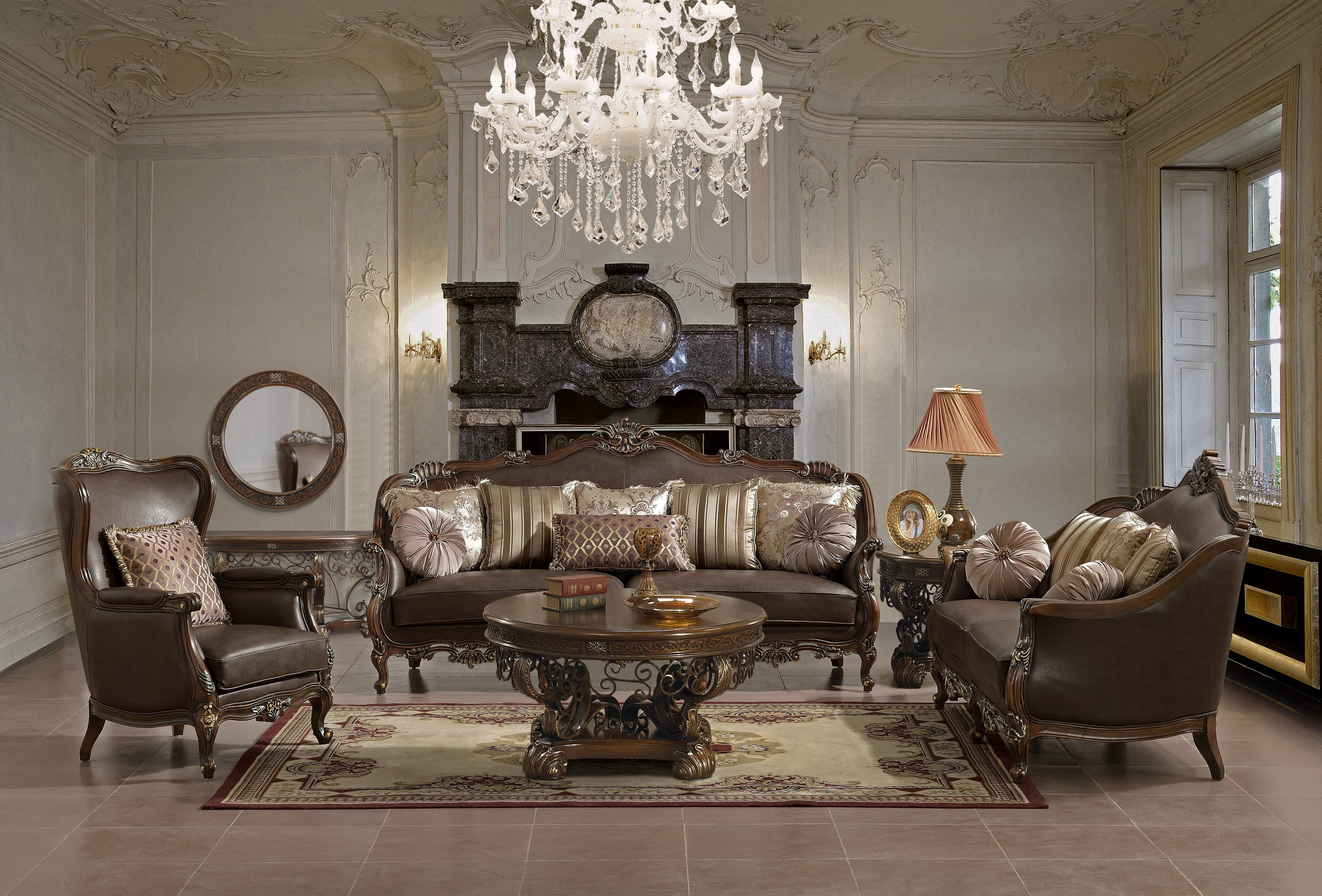 Ornate Leather Sofa Set Hd - 19 Star Modern Furniture for European Leather Sofas (Image 19 of 30)