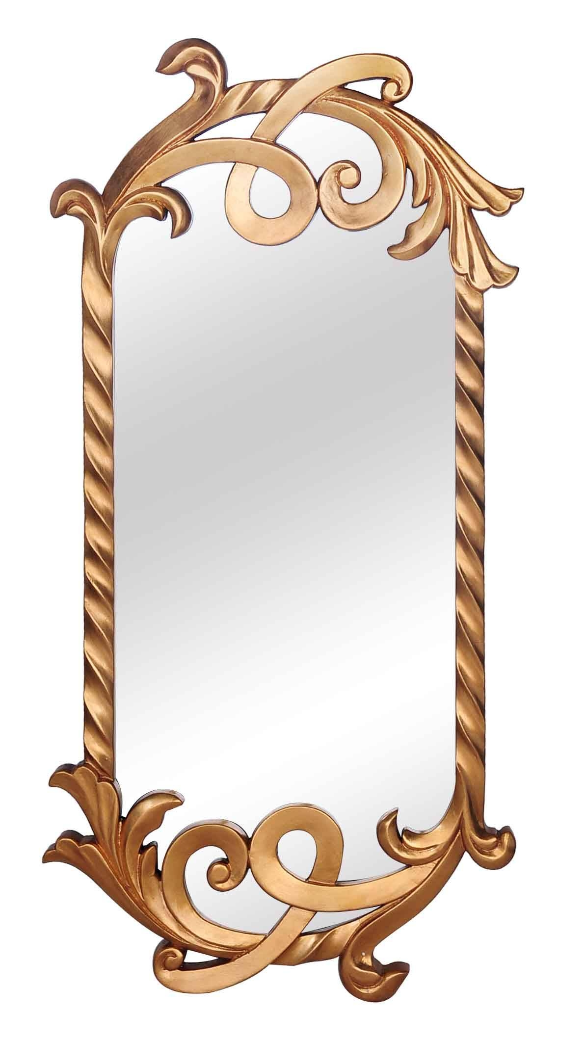 Ornate Mirror Frame - Minimalistic Design intended for Ornate Mirrors (Image 18 of 25)