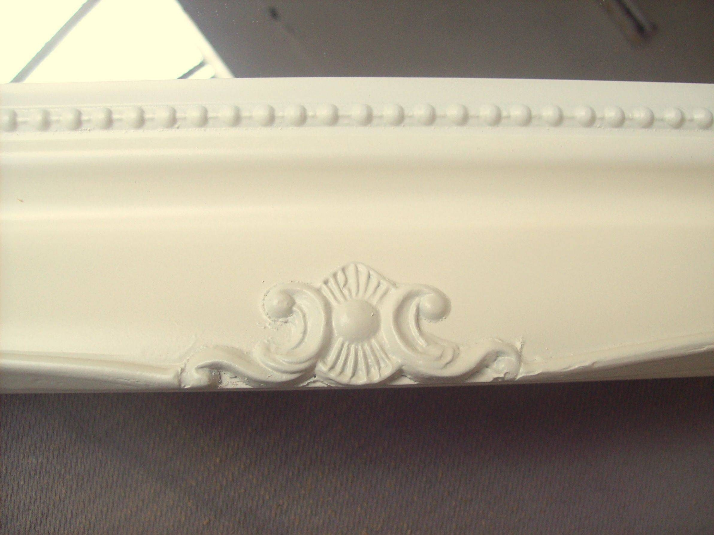 Ornate Wall Mirror for Cream Wall Mirrors (Image 21 of 25)