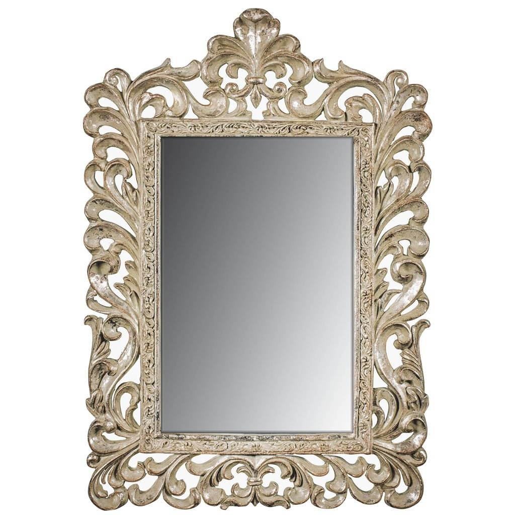 Ornate Wall Mirror | Happy Home Interiors with regard to Small Ornate Mirrors (Image 18 of 25)