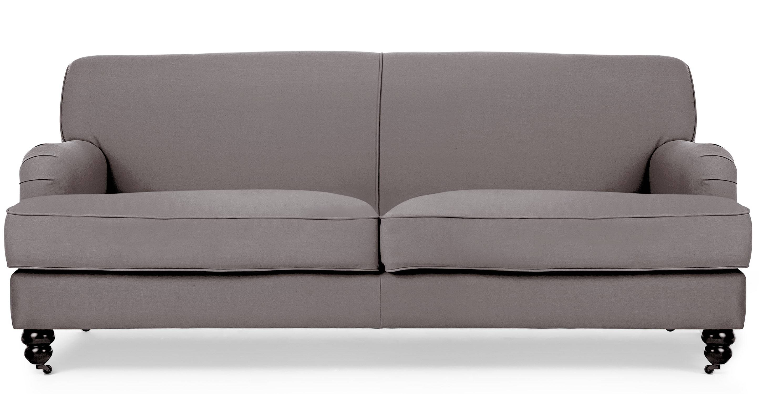 Orson 3 Seater Sofa, Graphite Grey | Made intended for Three Seater Sofas (Image 23 of 30)