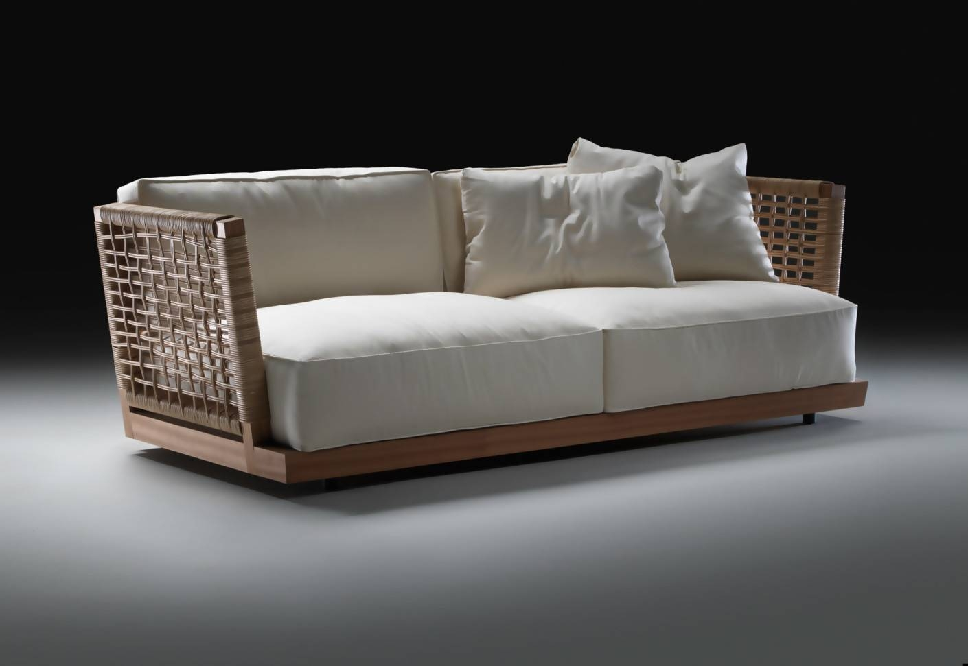 Oscar Sofaflexform | Stylepark throughout Flexform Sofas (Image 18 of 25)