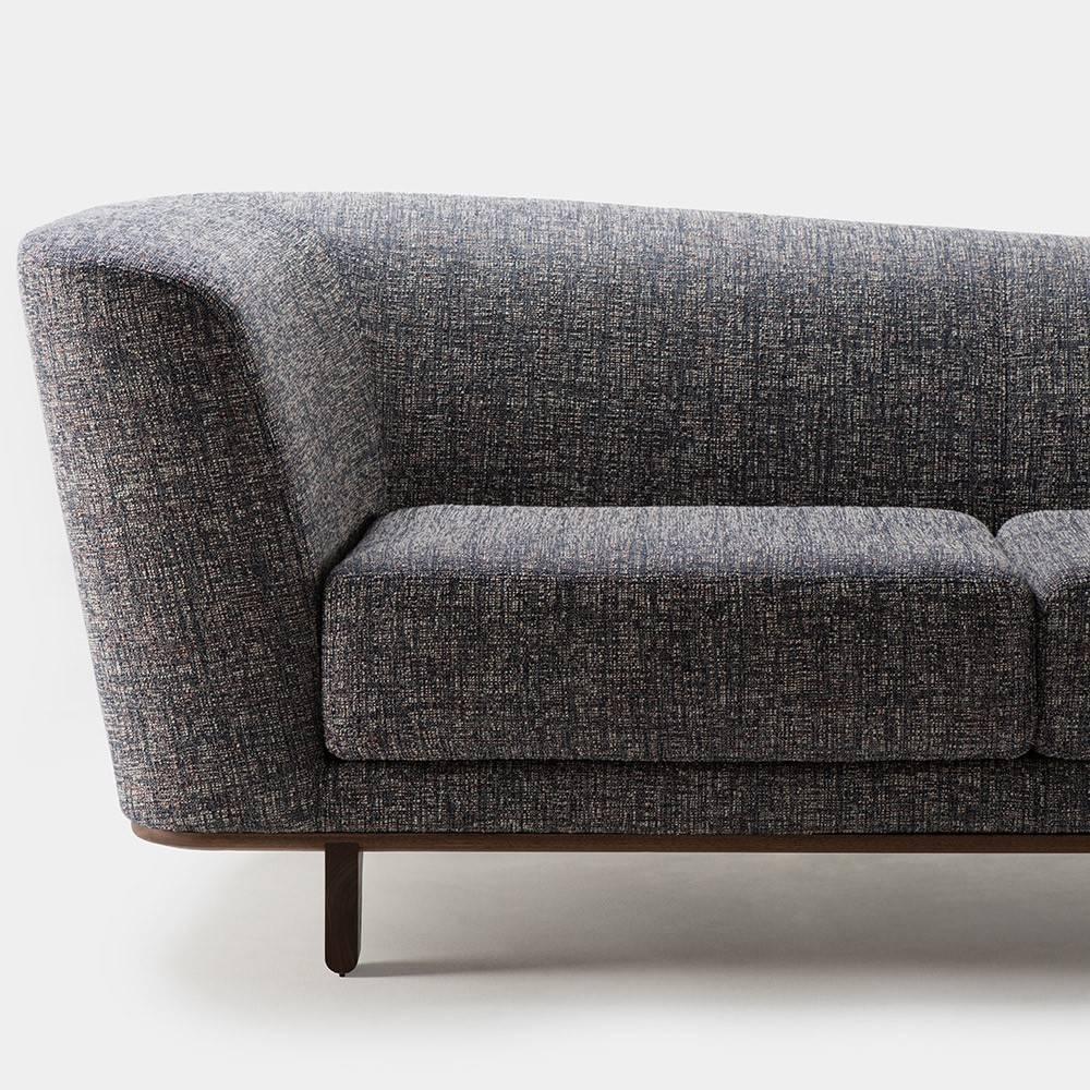 Otley Corner Unit Sofa | Matthew Hilton Sofa | The Future Perfect regarding Sofa Corner Units (Image 18 of 30)
