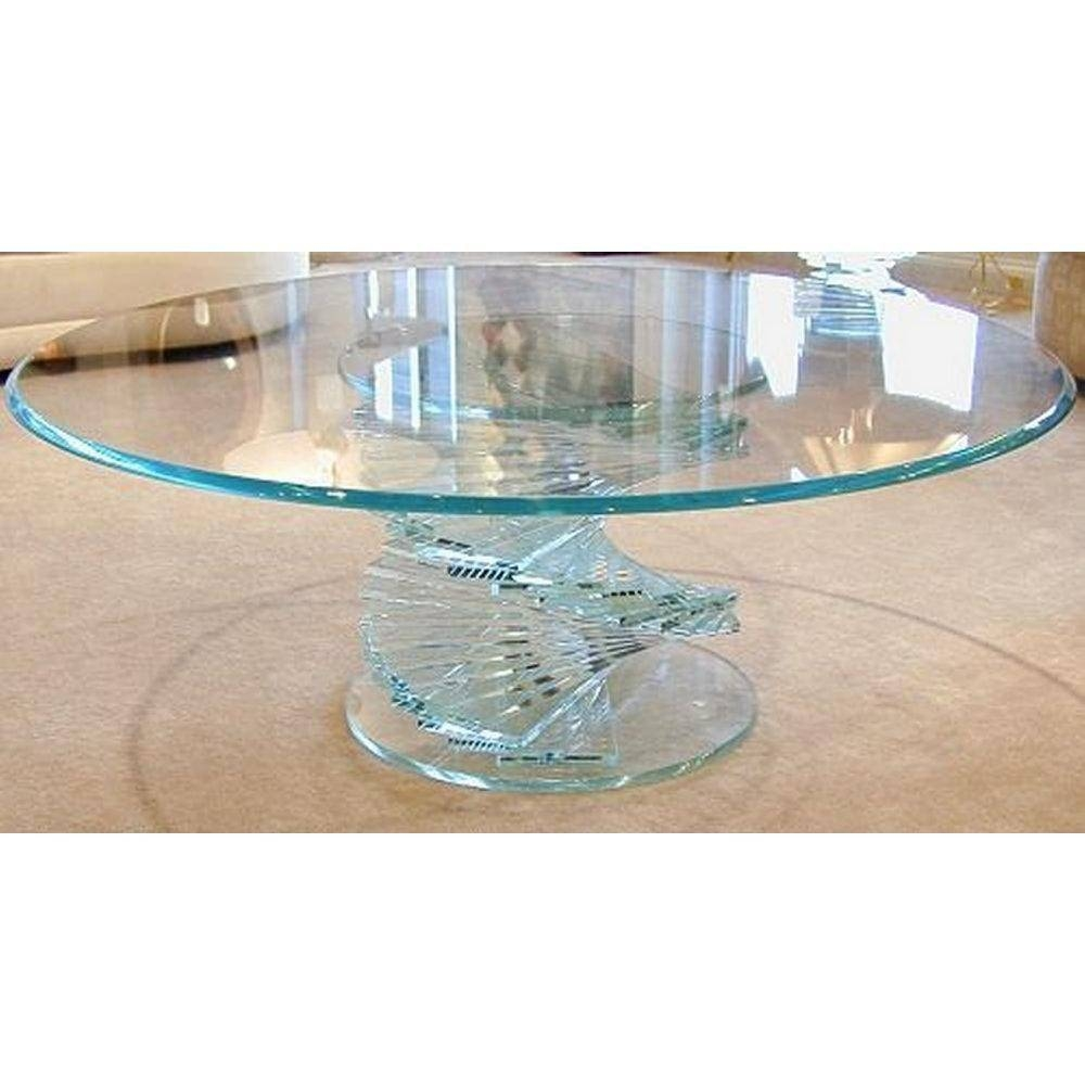 Explore gallery of transparent glass coffee tables for Beautiful css tables design