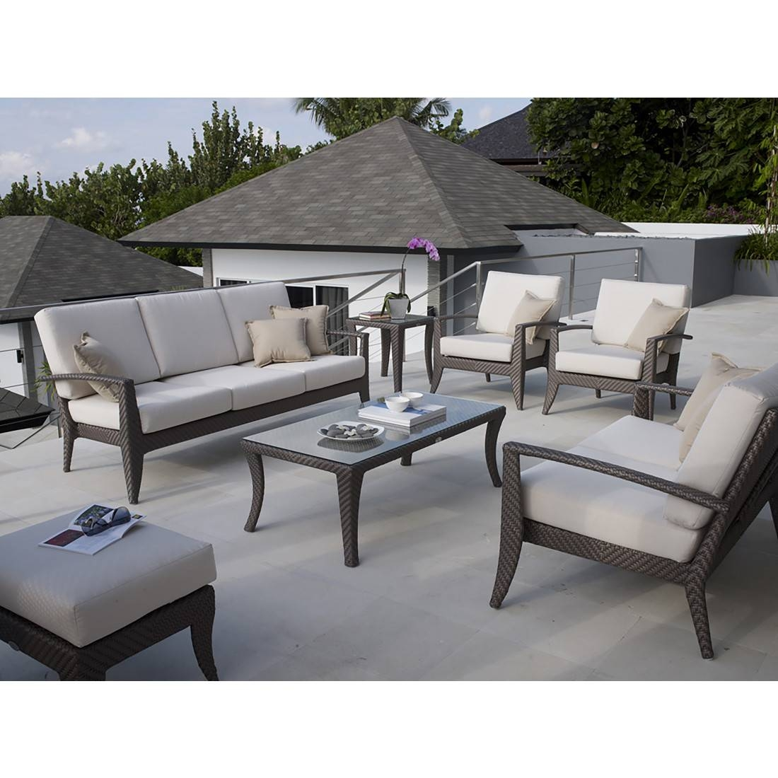 Outdoor Occasional Tables - Madison Coffee Table By pertaining to Madison Coffee Tables (Image 29 of 30)
