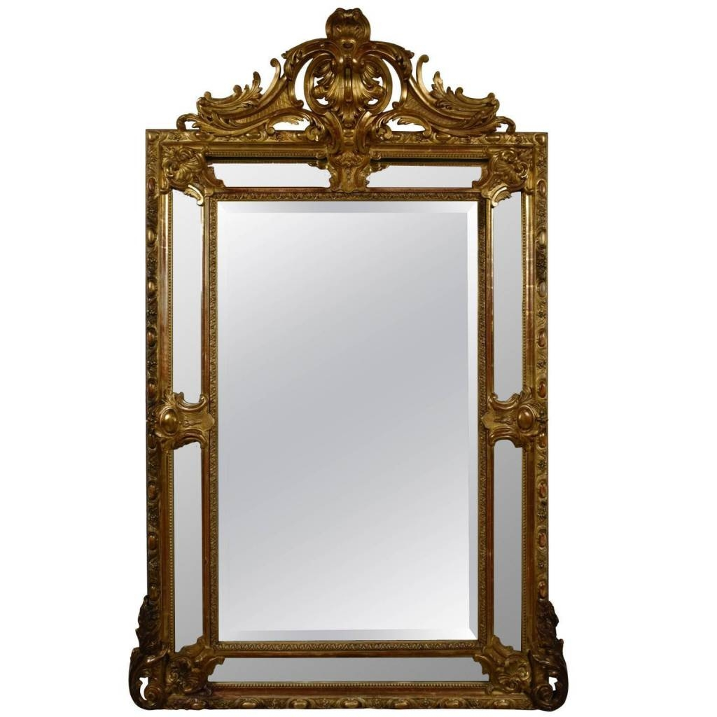 Outstanding Baroque Style Mirrors Pictures Ideas – Surripui Pertaining To Baroque Style Mirrors (View 18 of 25)