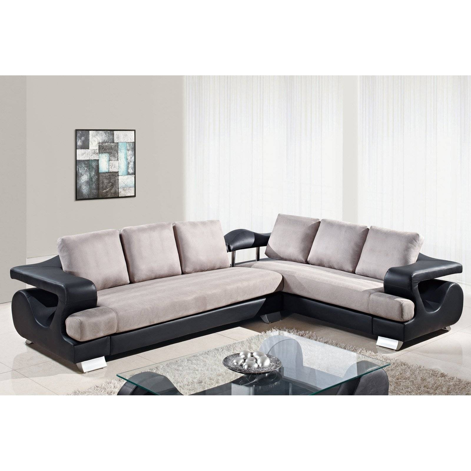 Outstanding Stendmar Sectional Sofa 16 On Bentley Sectional for Bentley Sectional Leather Sofa (Image 23 of 30)