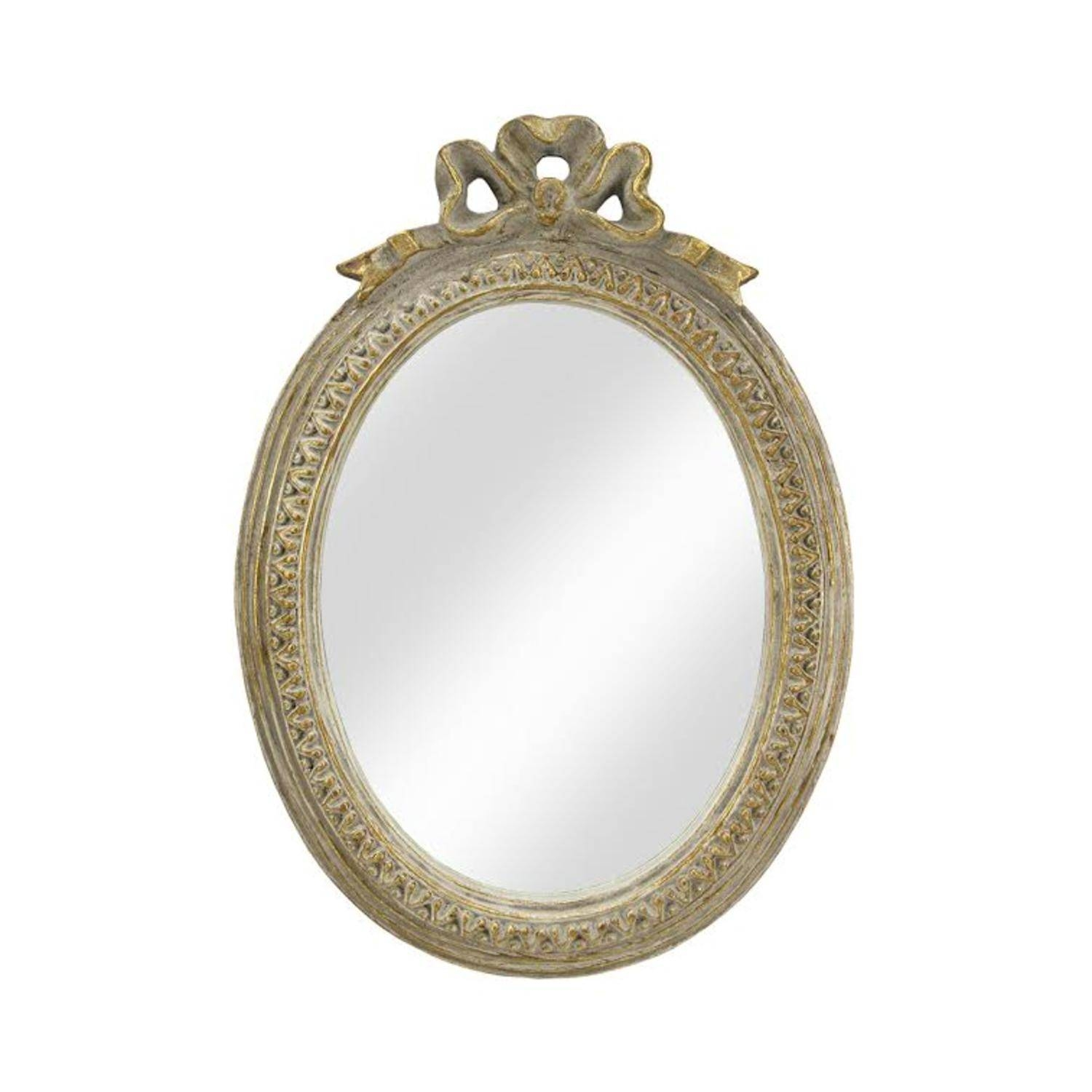 Oval Mirror intended for Large Oval Mirrors (Image 18 of 25)