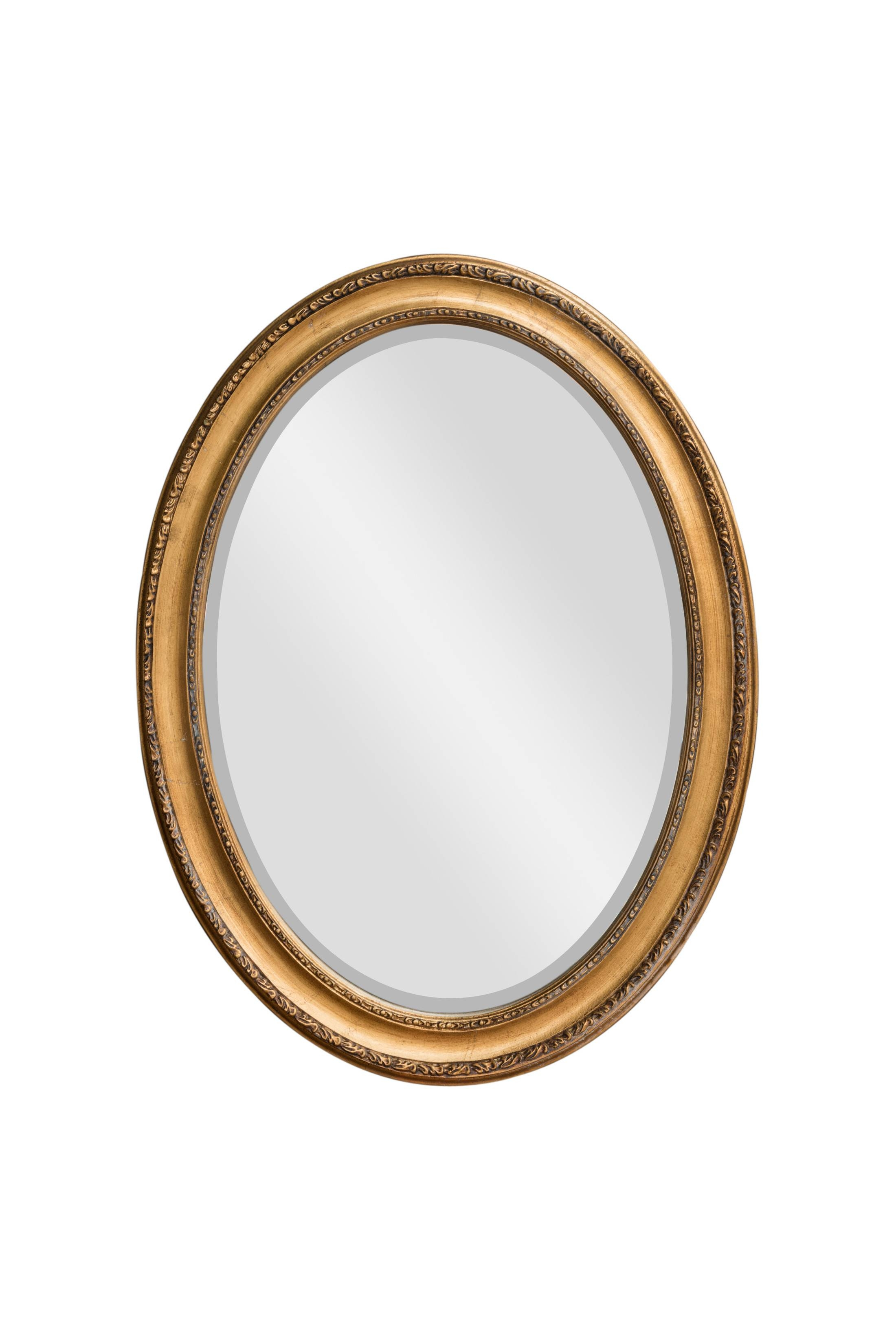 Oval Mirrors | Mirrors For Sale - Panfili Mirrors & Interiors in Gold Round Mirrors (Image 18 of 25)