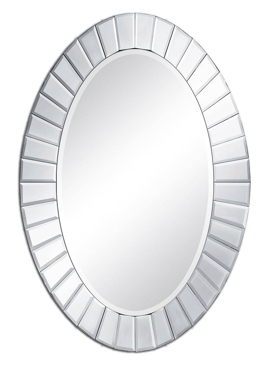 Oval Mirrors: Useful And Fantastic - In Decors inside Large Oval Mirrors (Image 20 of 25)