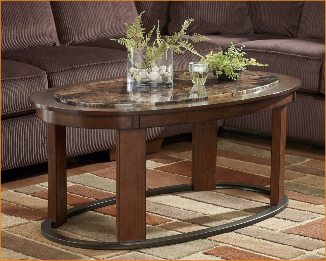 Oval Shaped Coffee Tables / Coffee Tables / Thippo with Coffee Tables With Oval Shape (Image 23 of 30)
