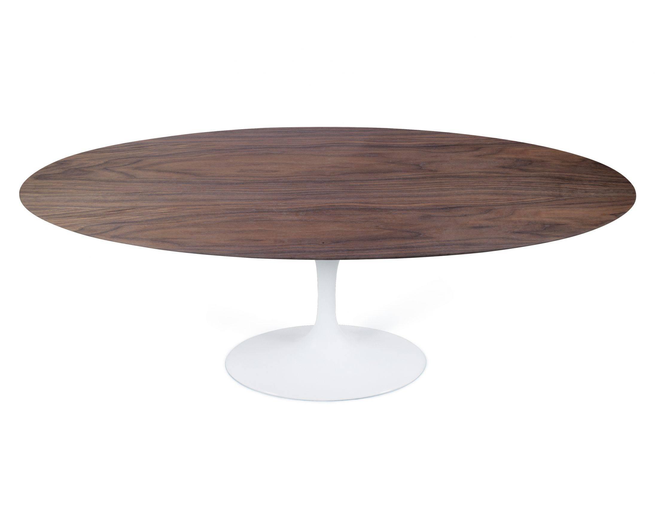 30 Best Ideas of Oval Walnut Coffee Tables
