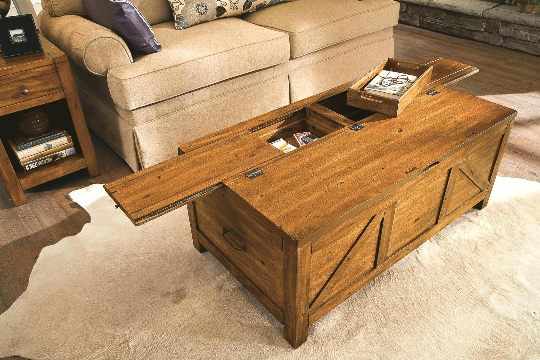 Over The John Storage Cabinet Trunk Coffee Table Chest For Bedroom Cd Tables