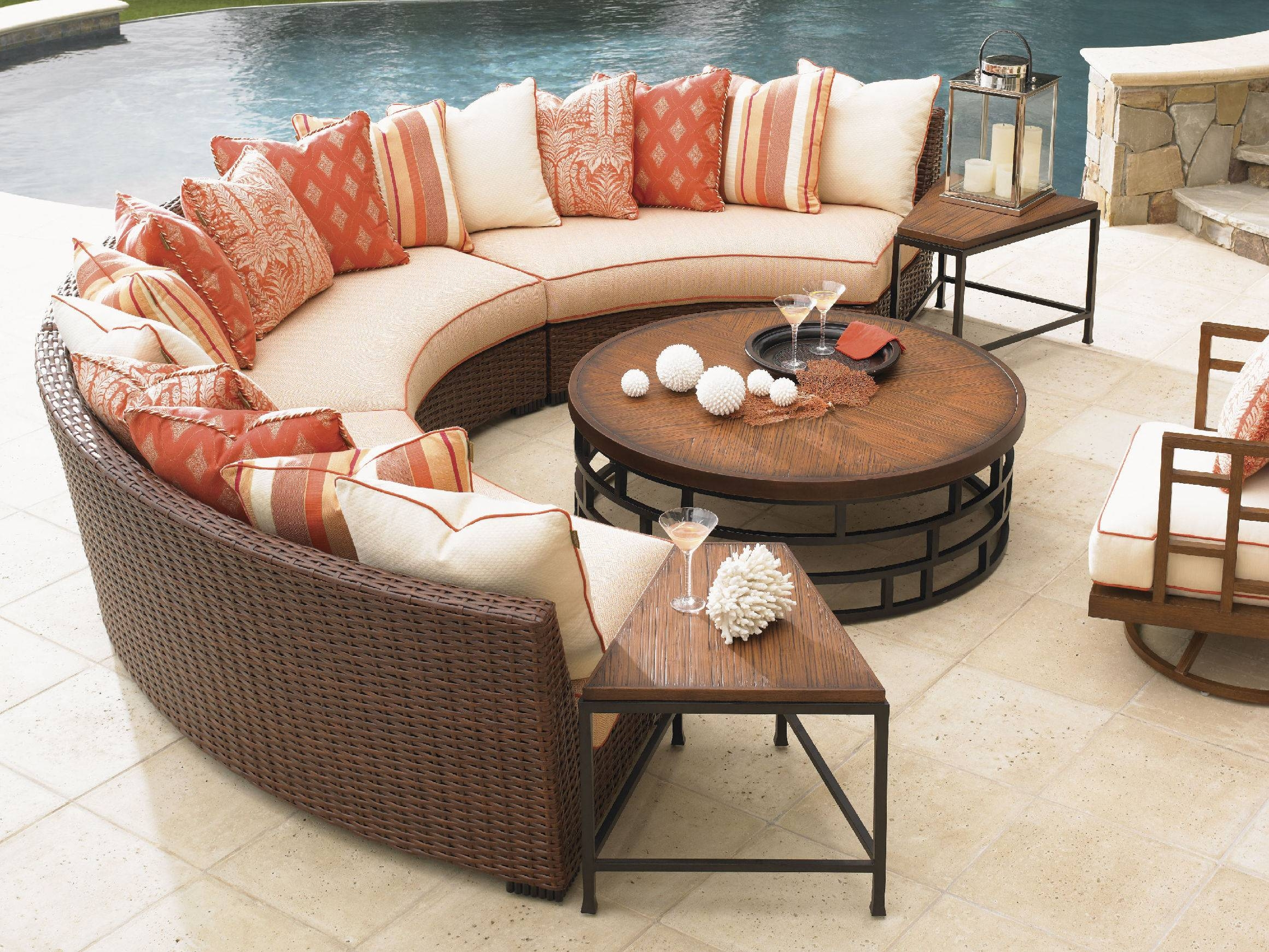 Oversized Coffee Table — Unique Hardscape Design regarding Oversized Round Coffee Tables (Image 21 of 30)