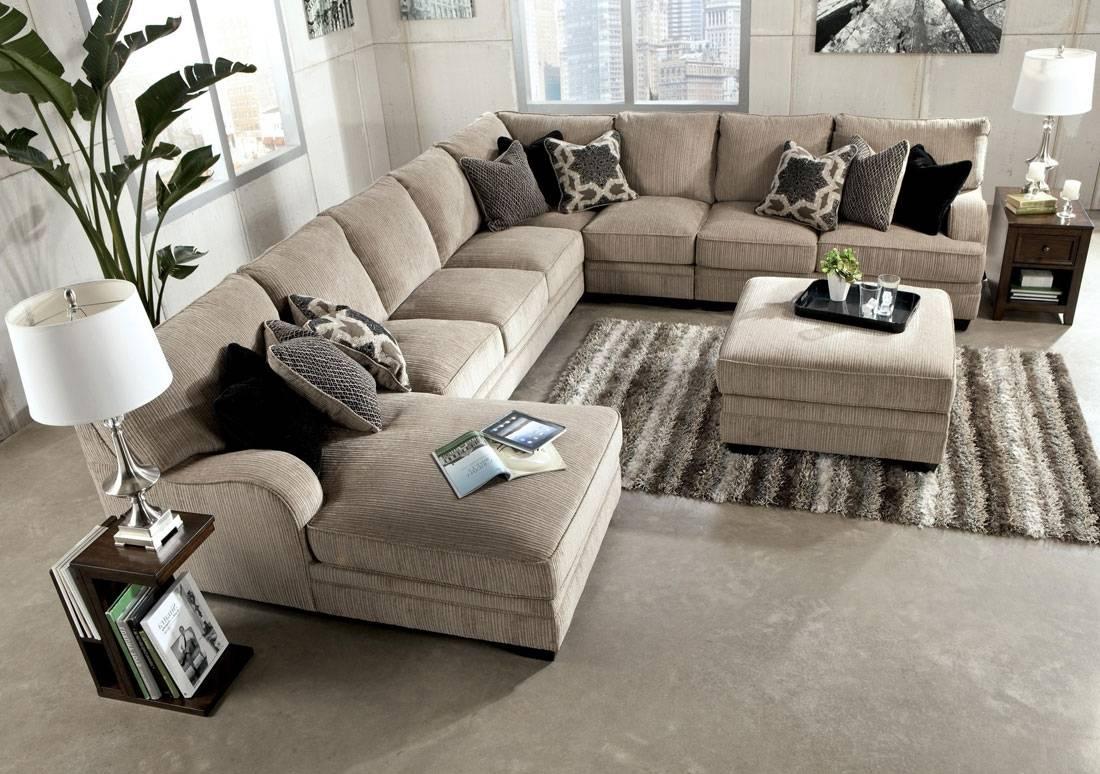 Oversized Sectional Sofa Set | Tehranmix Decoration pertaining to Champion Sectional Sofa (Image 16 of 30)