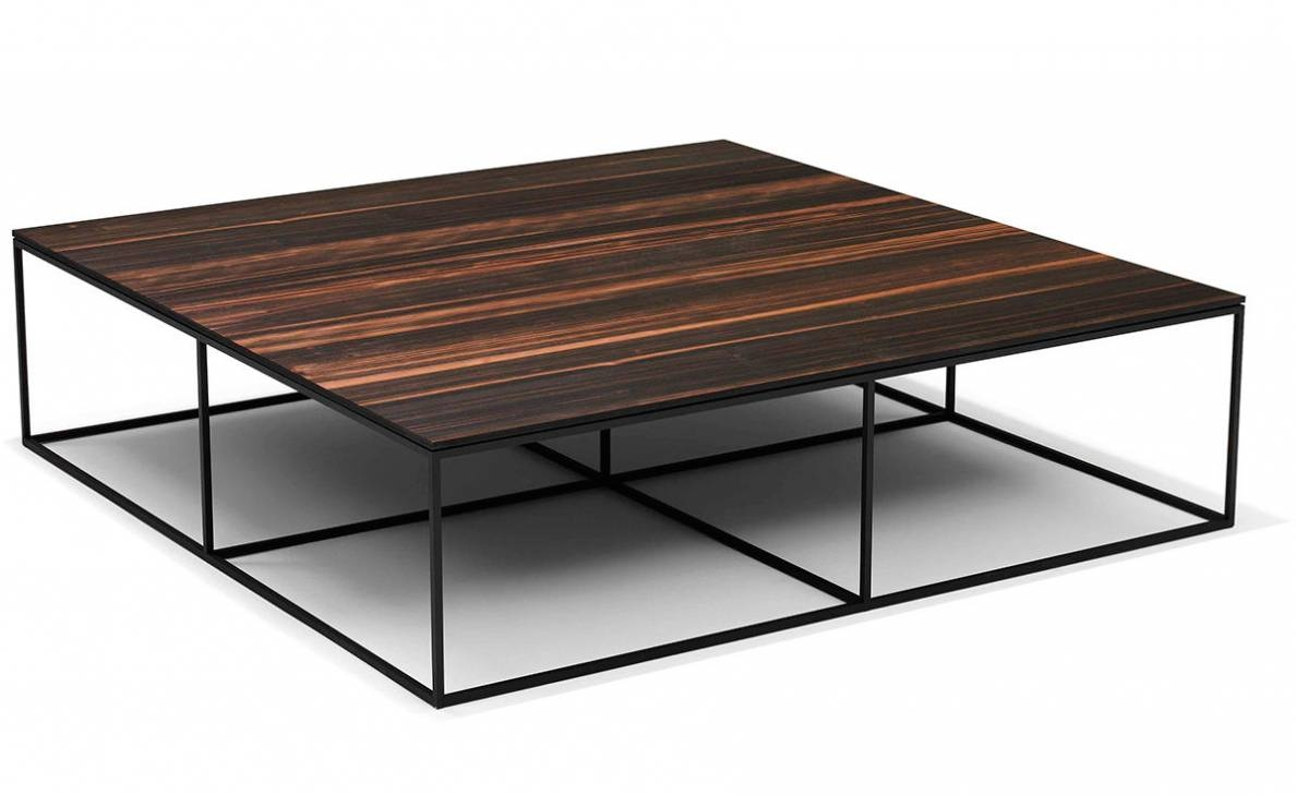 Oversized Square Coffee Tables | Idi Design with regard to Large Square Coffee Tables (Image 27 of 30)