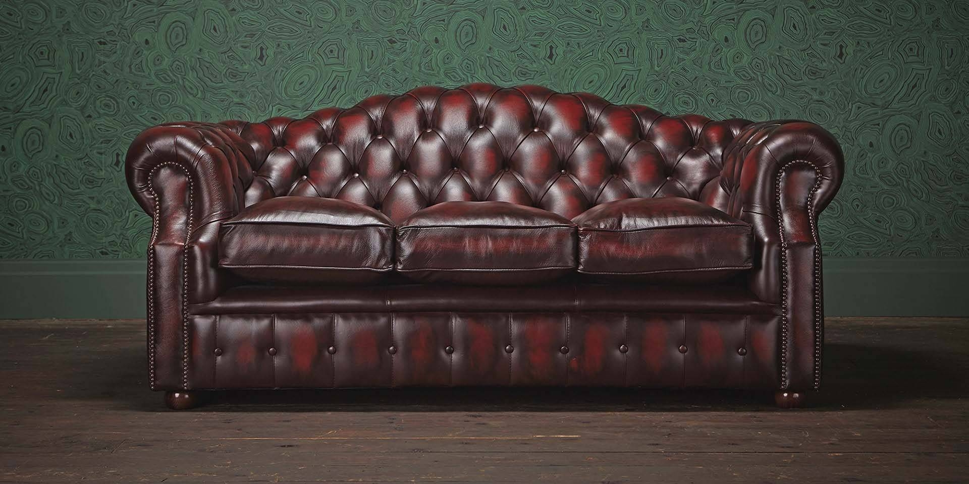 Oxford Chesterfield Sofa | Chesterfields Of England inside Oxford Sofas (Image 16 of 30)