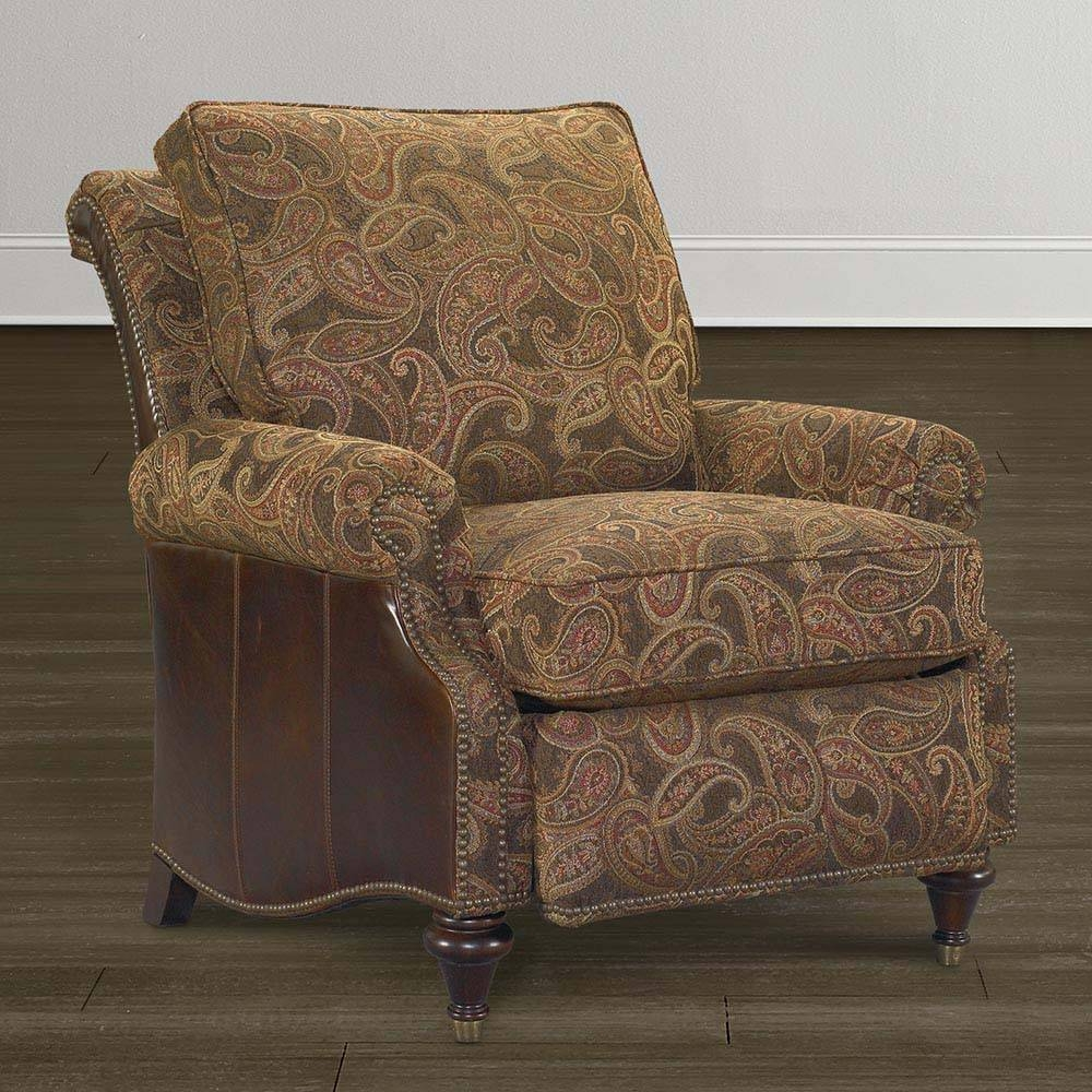 Oxford Recline | Bassett Home Furnishings For Chesterfield Recliners (View 20 of 30)