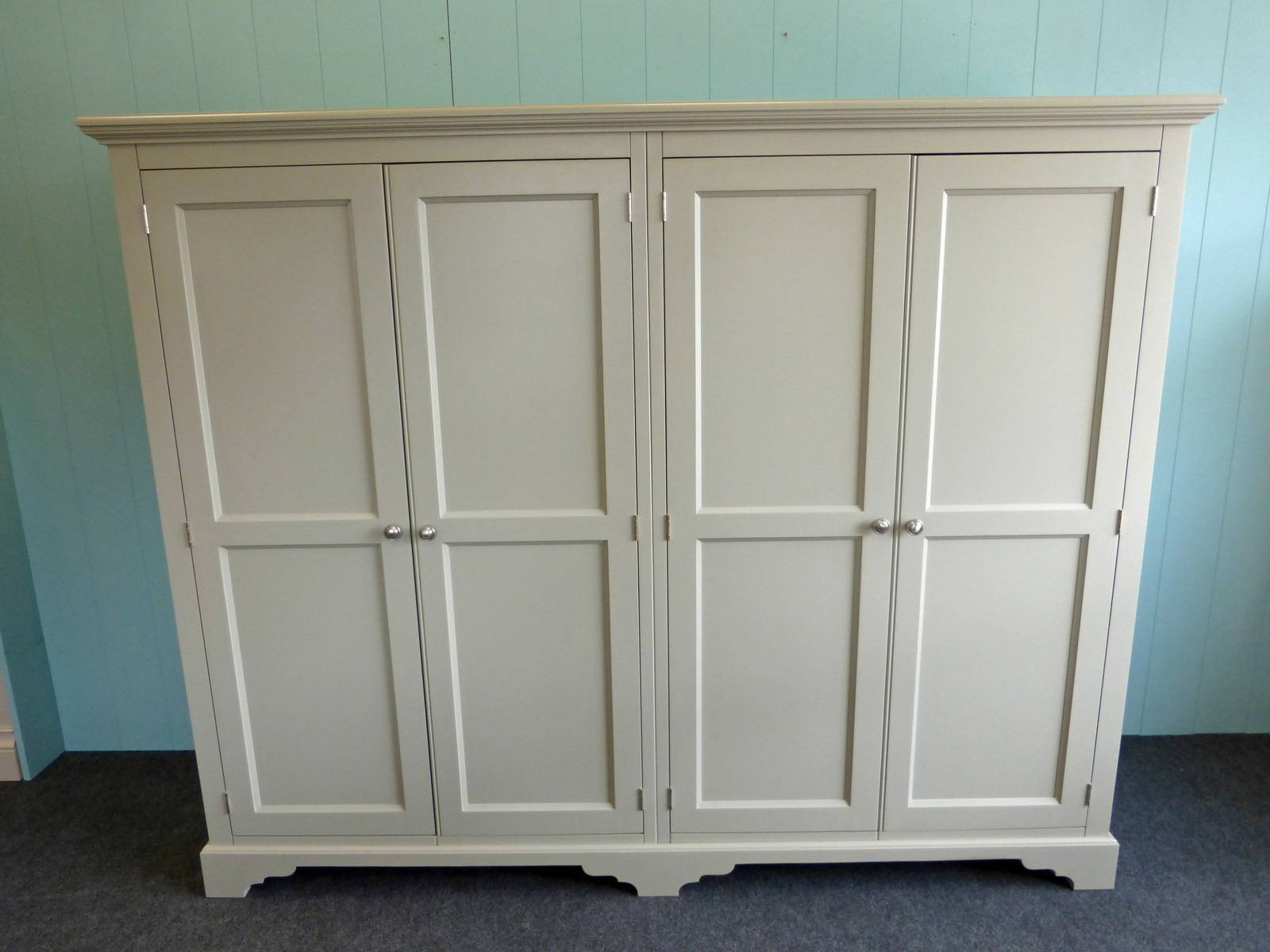 Featured Photo of Painted Wardrobes