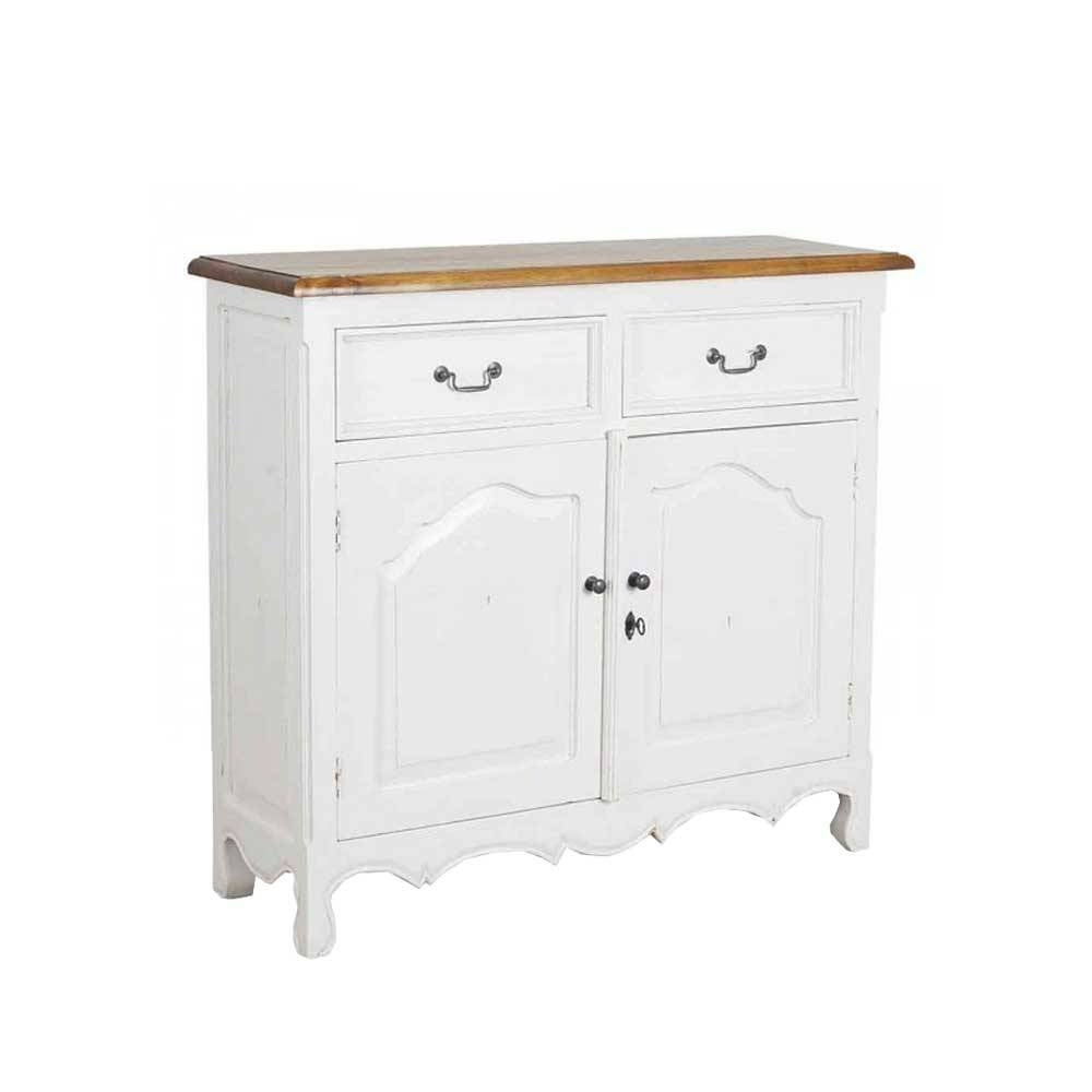 Painted Sideboards in Narrow White Sideboards (Image 8 of 30)