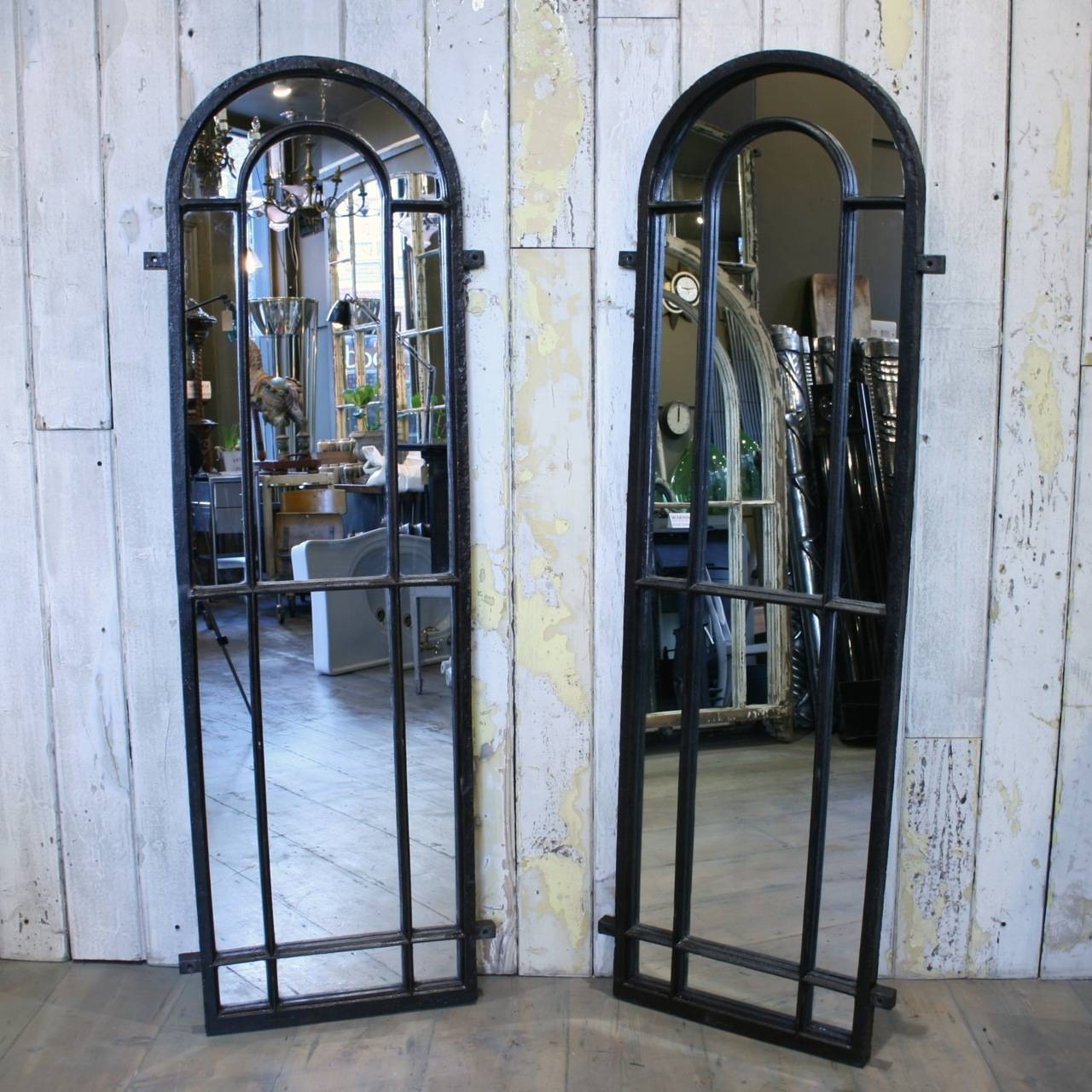 Featured Photo of Antique Arched Mirrors