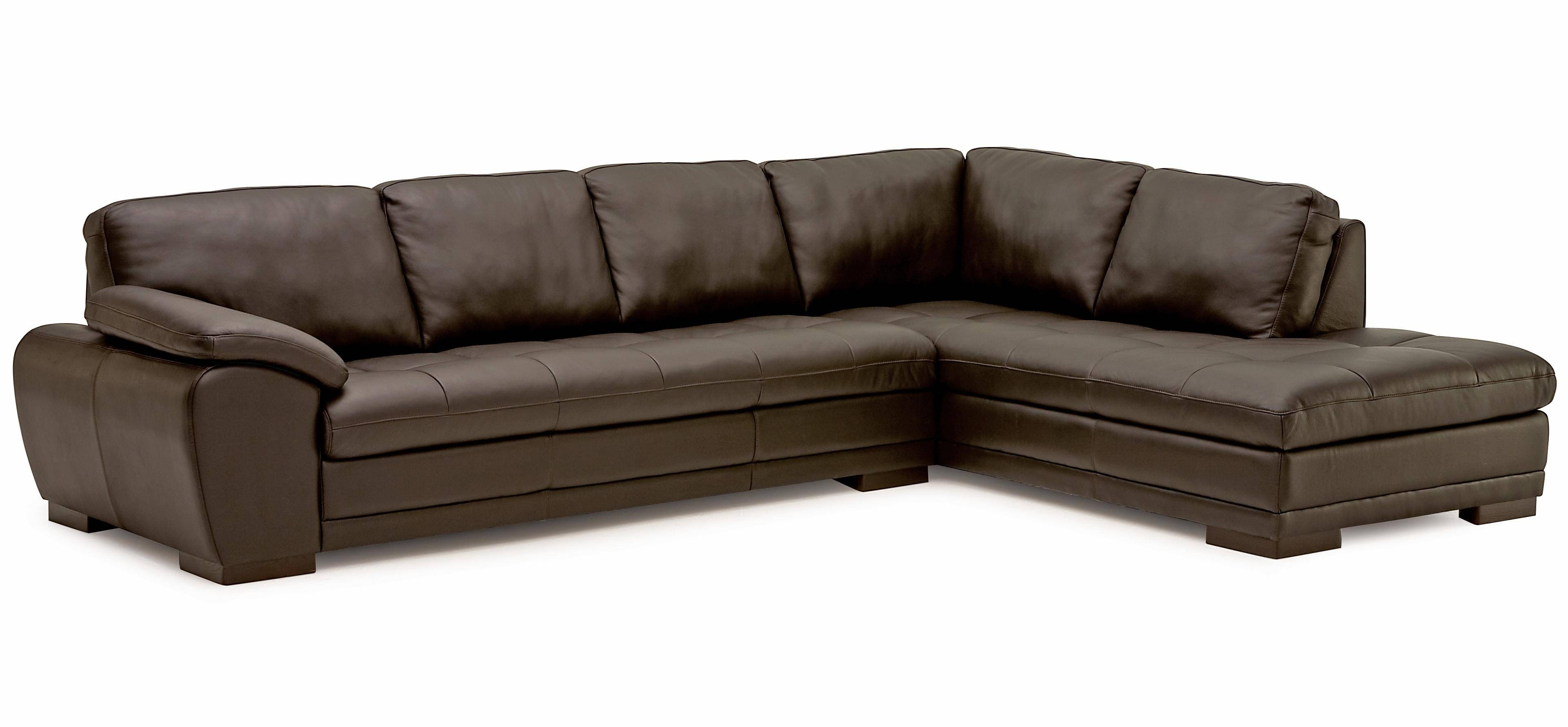 Palliser Miami Contemporary 2 Piece Sectional Sofa With Right With Sectional Sofa With 2 Chaises (View 26 of 30)