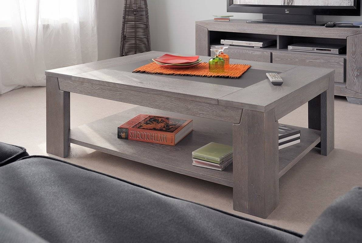 Parisot Titan Coffee Table & Reviews | Wayfair for Desk Coffee Tables (Image 20 of 30)