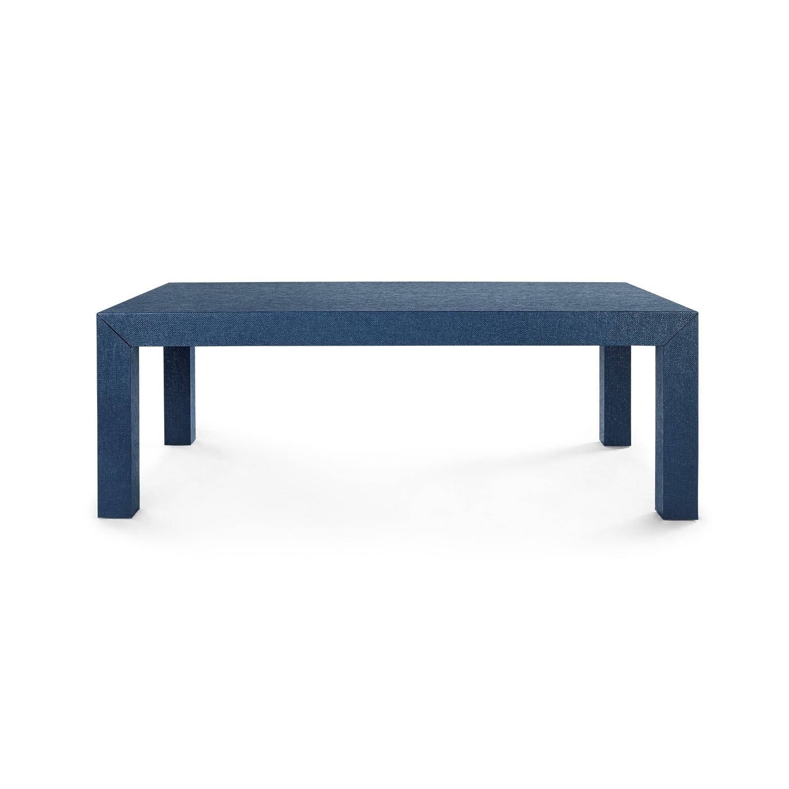 Parsons Coffee Table., Navy Blue - Bungalow 5 throughout Blue Coffee Tables (Image 28 of 30)
