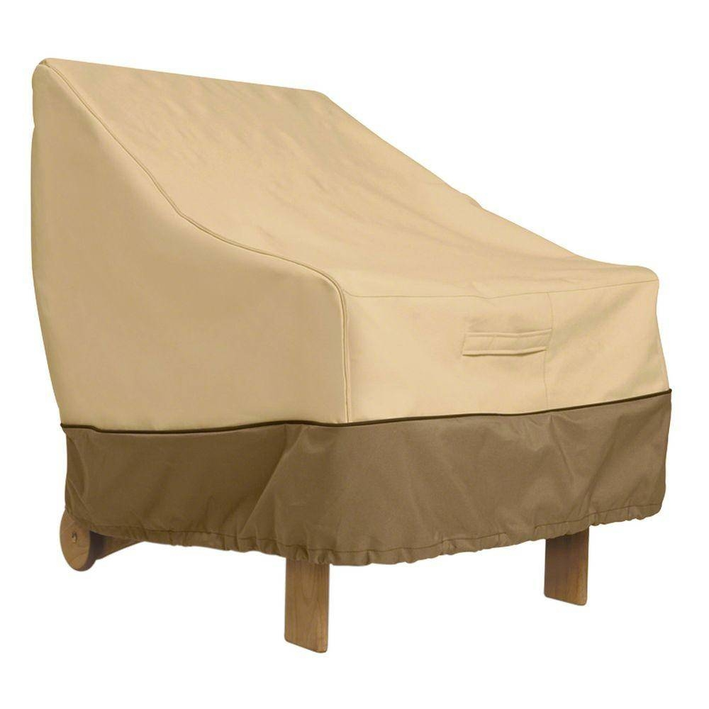 Patio Furniture Covers - Patio Accessories - The Home Depot regarding Garden Sofa Covers (Image 20 of 26)