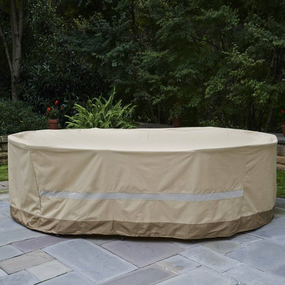 Patio Furniture Covers To Suit All Your Needs - Teak Patio with regard to Garden Sofa Covers (Image 21 of 26)