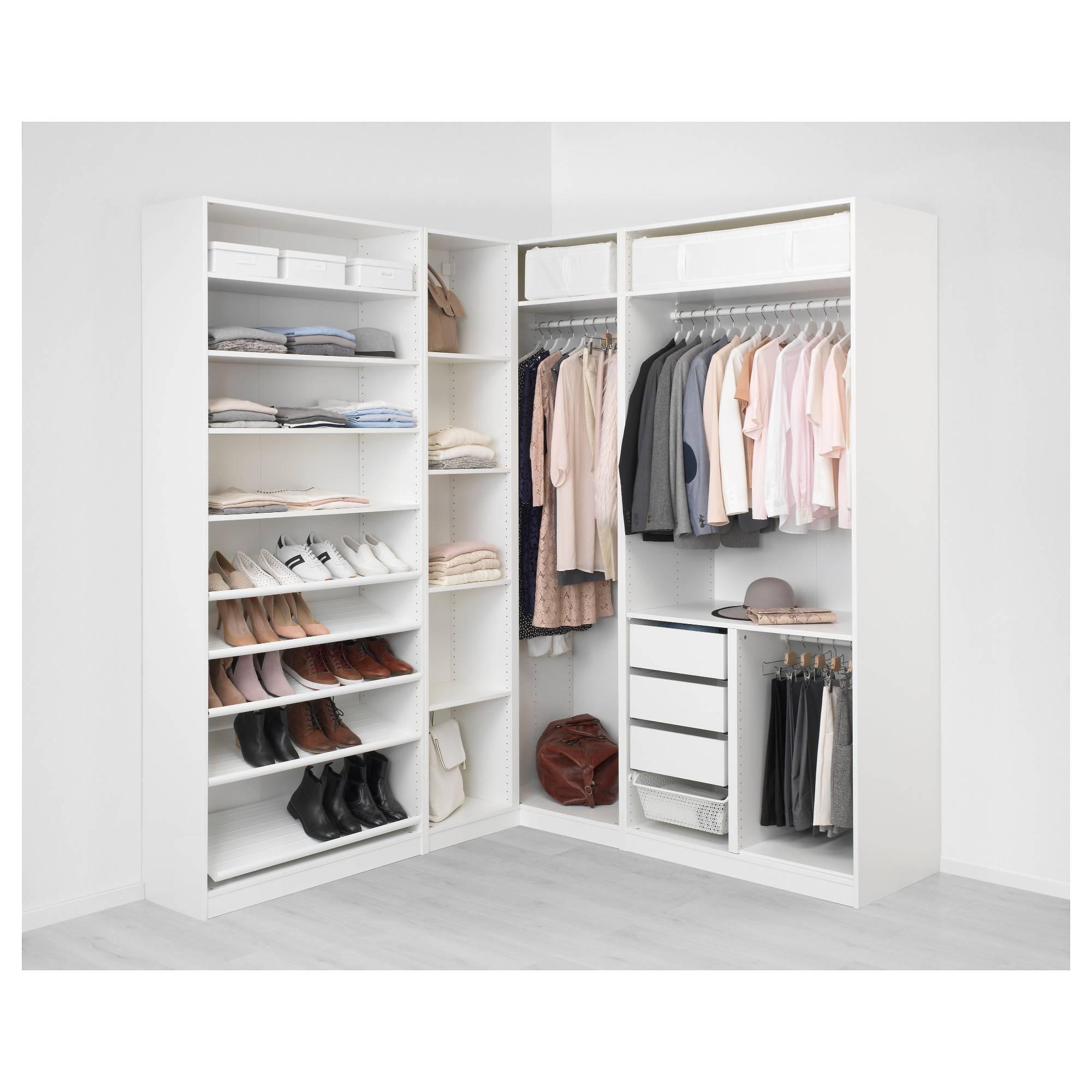 Pax Corner Wardrobe - 210/188X236 Cm - Ikea regarding Corner Wardrobes (Image 12 of 15)