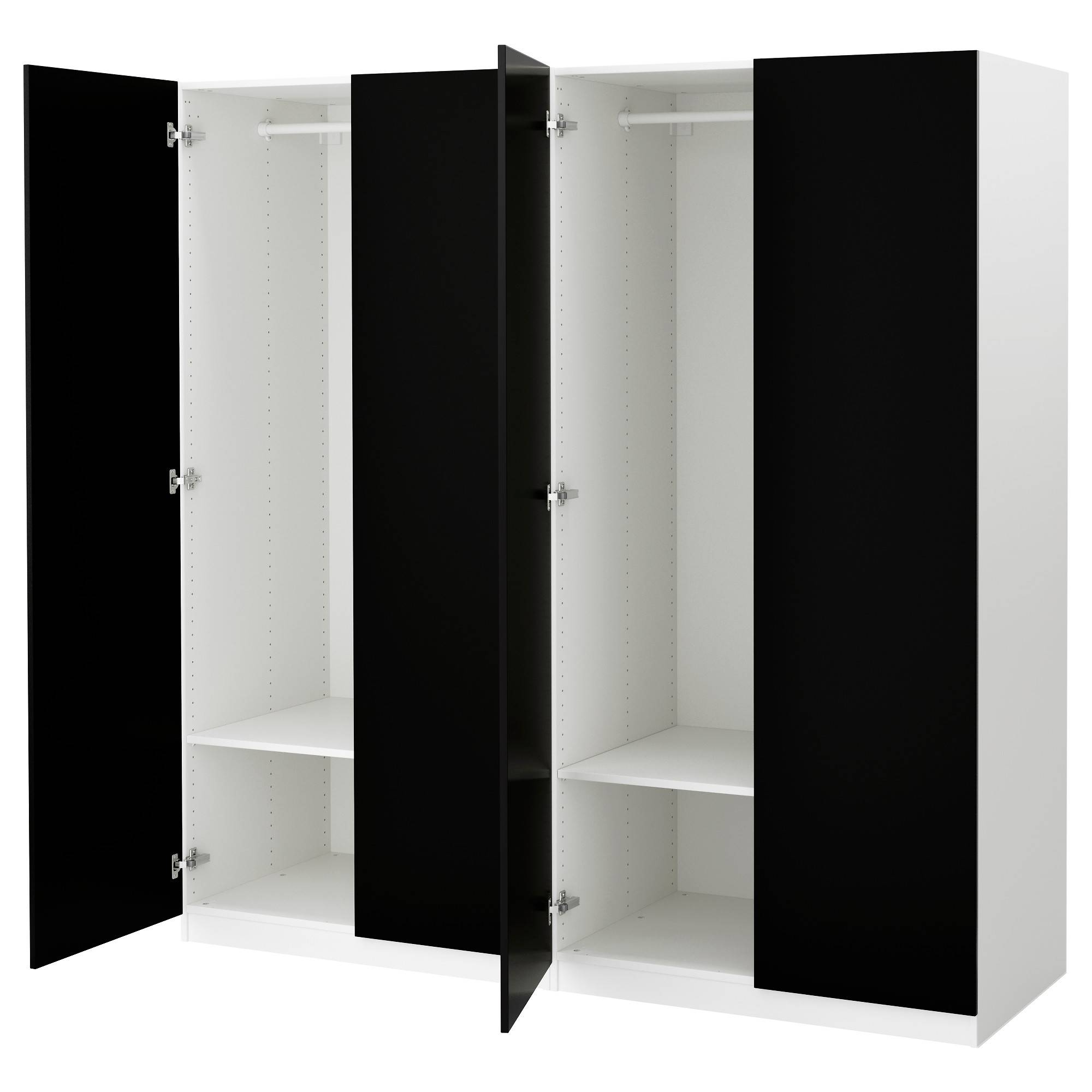 Pax Wardrobes | Design Your Own Wardrobe At Ikea With Regard To Corner Wardrobe  Closet Ikea