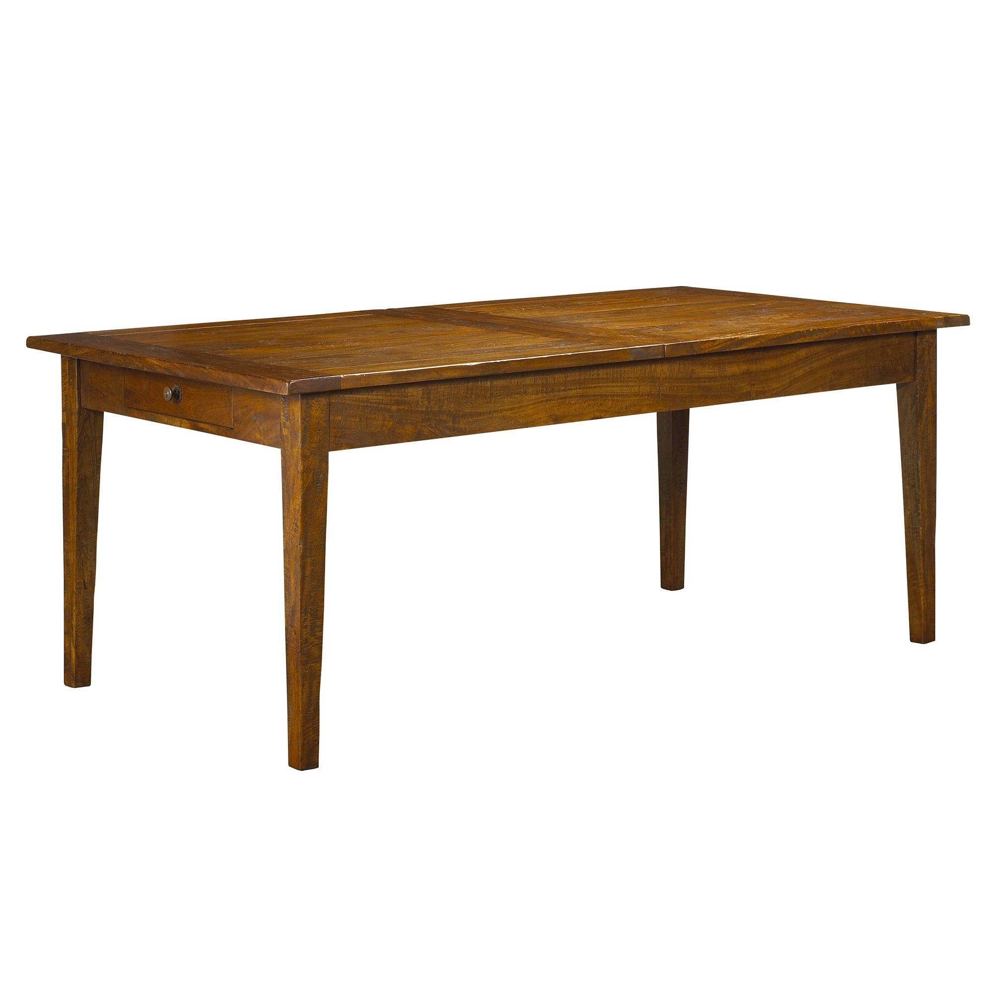 Payson Farm Table - Coffee | French Heritage M-2520-1207-Cbrh intended for Heritage Coffee Tables (Image 25 of 30)