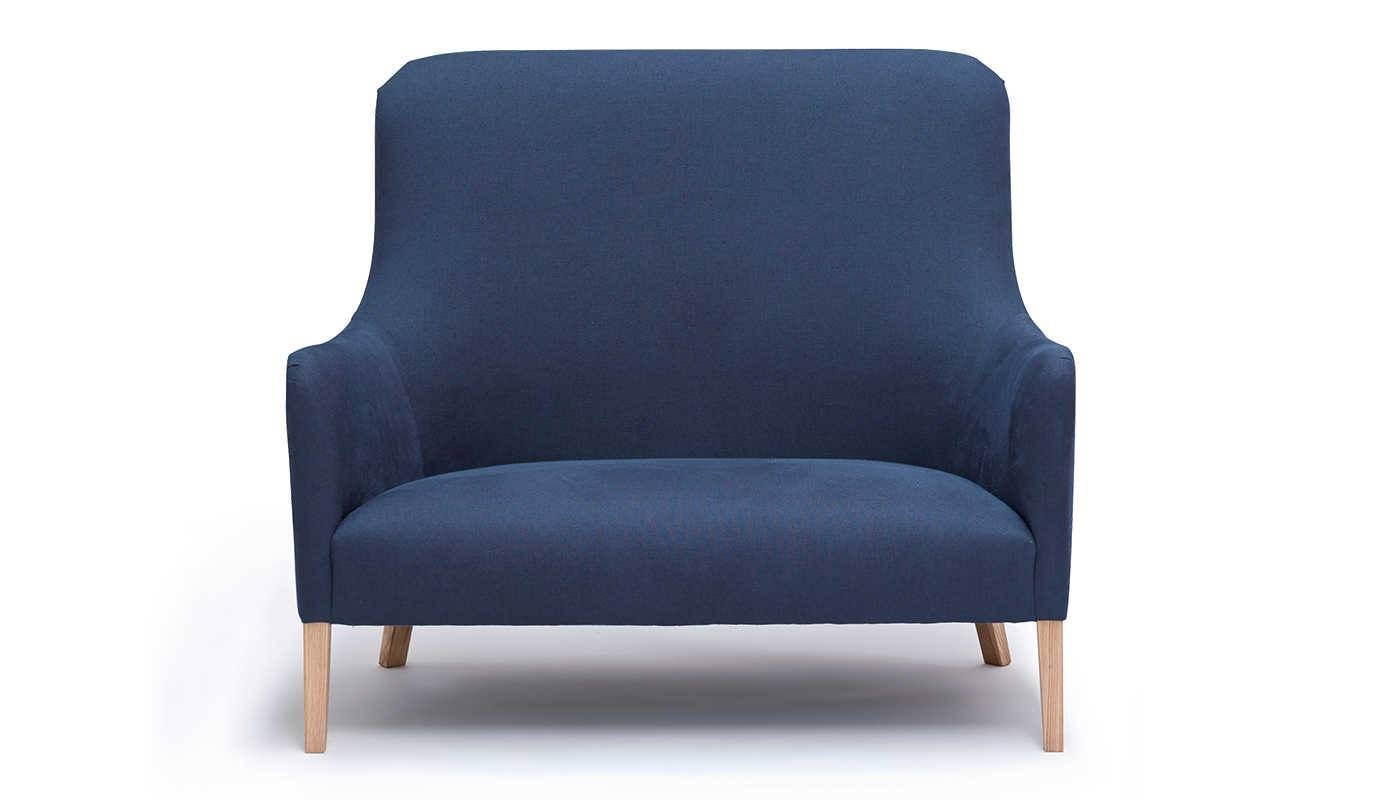 Pendel 2 Seater Sofa with regard to Two Seater Chairs (Image 16 of 30)